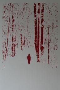 Samuli, 40 x 25 cm, kopiografiikka, 2017